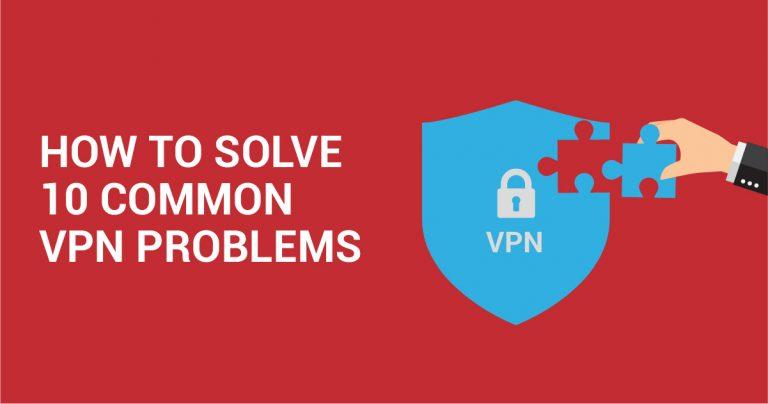 10 Errori Comuni delle VPN e Come Risolverli