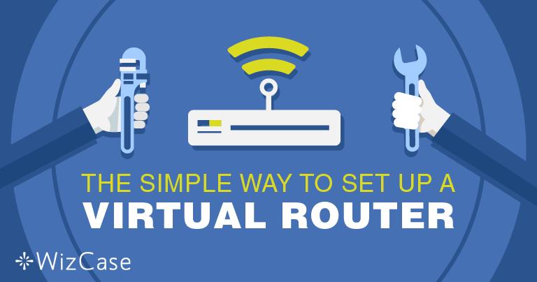 Come configurare un Router Virtuale su Windows con una VPN