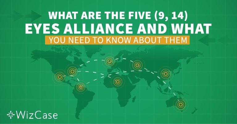 Comprendi la 5, Nine e 14 Eyes Alliance Prima di Scegliere una VPN!