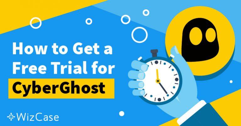 Provare gratis CyberGhost per 45 giorni: ecco come