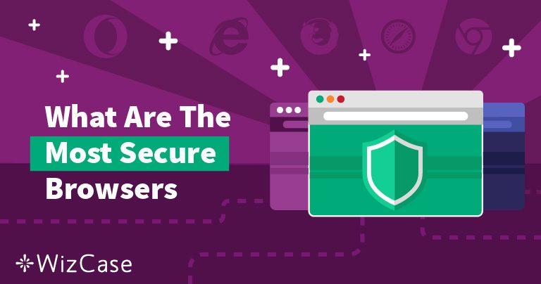 I 10 migliori browser sicuri per la privacy nel 2021 (TESTATI)