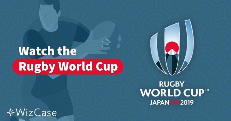 Come guardare la Coppa del mondo di rugby 2019