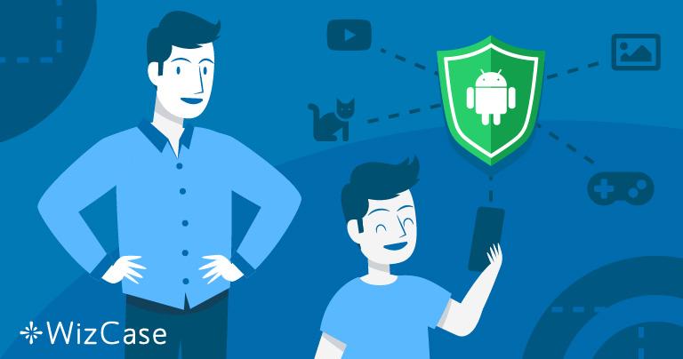 Le migliori app filtro famiglia per Android: testate nel aprile 2021