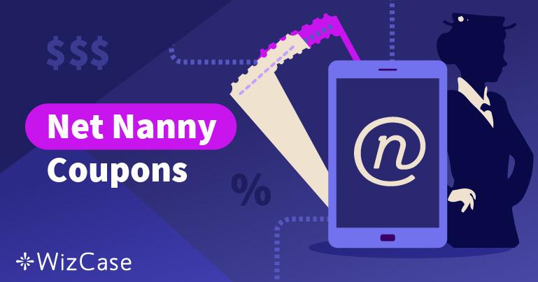 Coupon valido Net Nanny per Settembre 2021: Risparmia oggi il 30%