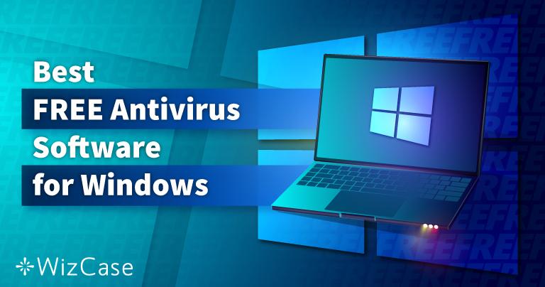 6 migliori antivirus GRATIS per Windows (testati nel 2021)
