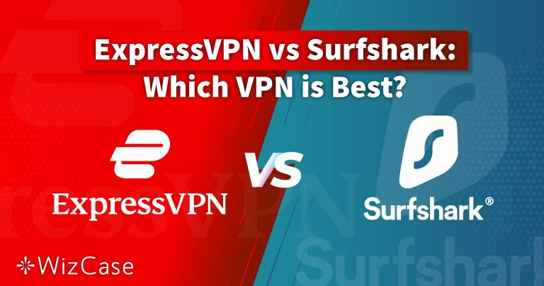 ExpressVPN vs Surfshark 2021: Chi offre il miglior servizio?